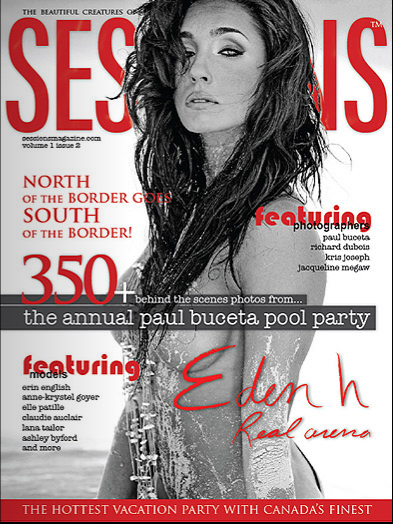 SESSIONSmagazine : Paul Buceta's annual pool party