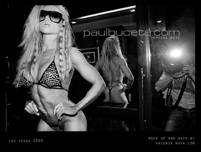 Larissa Reis shot in Las Vegas - photo by paulbuceta.com