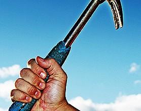 The Hammer - Pat Ness