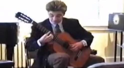 Paul Buceta Classical Guitar