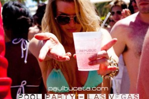 Las Vegas Pool Party 2013