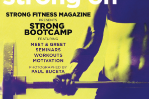 STRONG Bootcamp and Photo Shoot