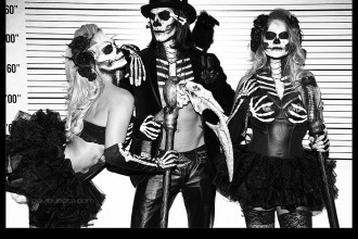 paul buceta halloween party 11