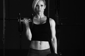 Jamie Eason Middleton for STRONG Fitness Magazine