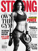 STRONG Fitness Magazine - Candice Keene