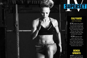 STRONG Fitness Magazine – Samantha Leete