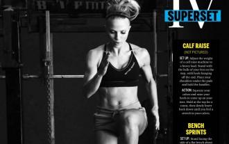 STRONG Fitness MAgazine - Samantha Leete 4tn
