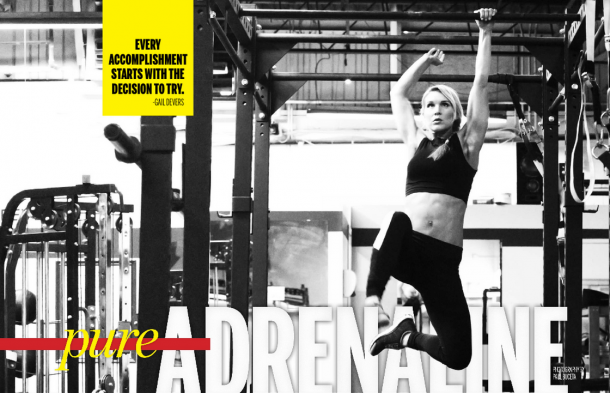 Meaghan Terzis - May June 2014 Issue