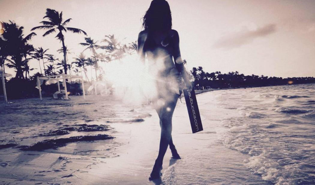 Model : Tanya Geisinger - Shot in the Caribbean
