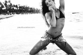 Tanya Geisinger photo taken at the last Caribbean shoot