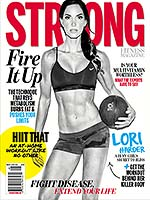 STRONG Fitness Magazine - Lori Harder