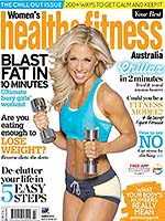 Health and Fitness Magazine - Rita Catolino