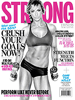 STRONG Fitness Magazine - Rachel Davis tn