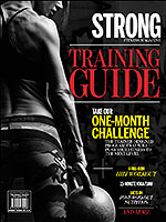 STRONG Fitness Magazine - Bunny Azzopardi