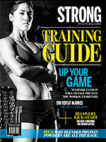 STRONG Fitness Magazine - Midori Rutledge