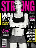 STRONG Fitness Magazine - Jamie Eason Middleton