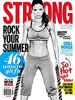 STRONG Fitness Magazine - Ana Delia De Iturrondo