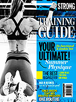 STRONG Fitness Magazine Training Guide - Jenna Marie Wilcox