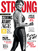 STRONG Fitness Magazine Cover - Shawn Towne