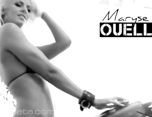 Maryse Ouellet WWE Diva