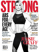 STRONG Fitness Magazine - Jessie Graff