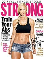 STRONG Fitness Magazine - Amy Jo Palmquest