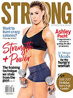 STRONG Fitness Magazine - Ashley Pacht