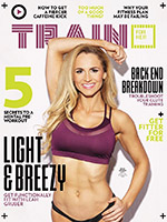 TRAIN For Her Cover with Leah Gruber