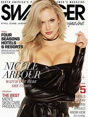 Nicole Arbour - Swagger Magazine by Paul Buceta