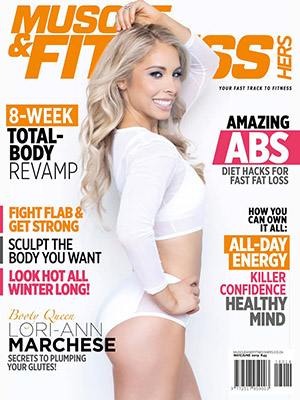 Lori-Ann Marchese - Muscle and Fitness Hers by Paul Buceta